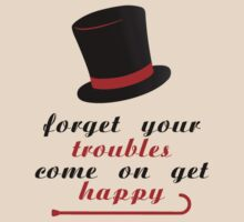 Forget your troubles, c'mon get happy by SallySparrowFTW