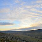 Dartmoor: Last Light from Cosdon Beacon by Rob Parsons