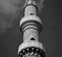 Minaret by Upperleft Studios