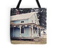 The Abandoned Dollhouse {3} Tote Bag