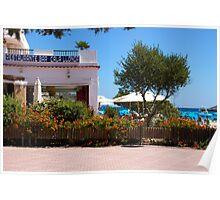 Restaurante Bar Cala LLonga Poster