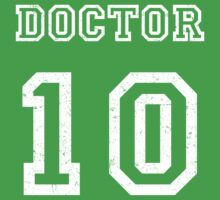DOCTOR WHO 10th Kids Clothes