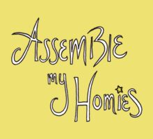 Assemble my Homies by pagalini