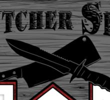Bay Harbor Butcher Shop- Dexter Sticker