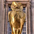 Leeds Golden Owl by andyj81