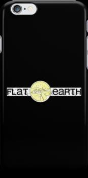 Flat Earth by babydollchic