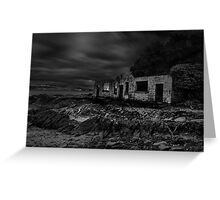 Holiday Home - Crosshaven Co. Cork  Greeting Card