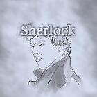 Sherlock Drawing by SherlockReader1
