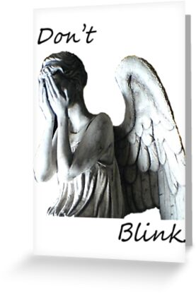 Don't Blink! by Nicnacks