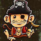 Dangerous Monkey by Ruben Rade