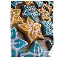 Grandma Julie's Homemade Cookies Poster