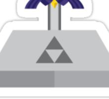 Zelda Flux Capacitor Sticker