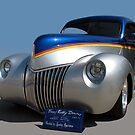 Tom & Patty's 40 Ford by Bill Dutting