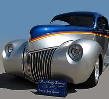 Tom & Patty's 40 Ford by WildBillPho