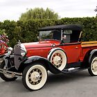Ford Model A Pick-up by Gwndorlin