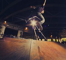 The Skate Files - #1 | Logan Square Skate Park by JAM1PHOTO