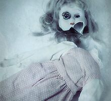 broken doll by Joana Kruse