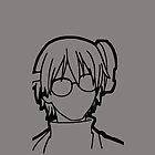 Franken Stein silhouette iPhone/iPod Case by sweetsheart