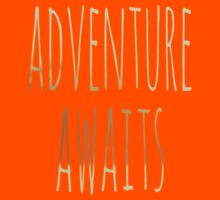 Adventure Awaits II Kids Clothes
