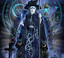 Witch Hecate by magicalartz