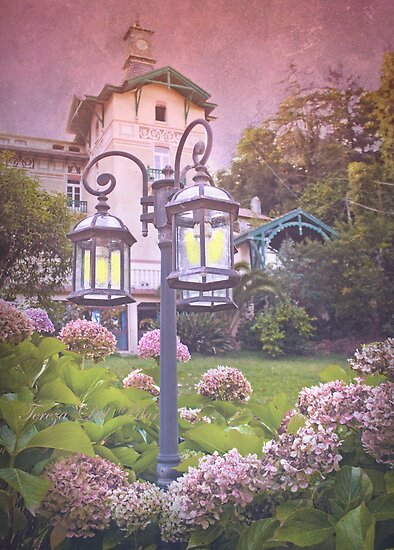 in the garden by terezadelpilar~ art & architecture