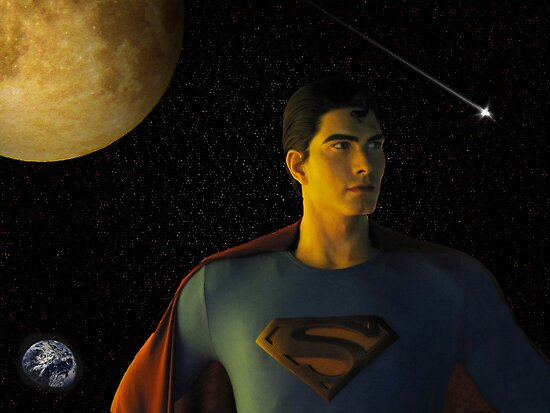 Man of Steel  by David Dehner
