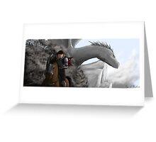 Winter Spell Greeting Card