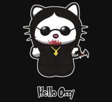 Ozzy Kat by HiKat
