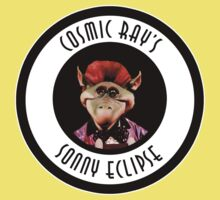 Sonny Eclipse Cosmic Rays Color by AngrySaint