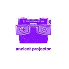 Ancient Projector by kempinsky