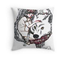 San Throw Pillow