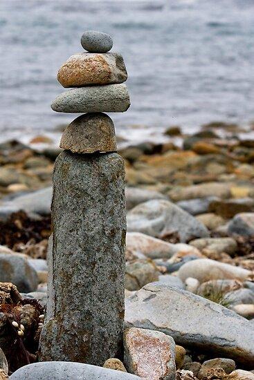 Balancing Rocks by TonySlattery