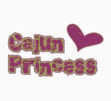Cajun Princess by HolidayT-Shirts