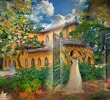 Chalet da Condessa d'Edla.  Monte da Lua. by terezadelpilar~ art & architecture
