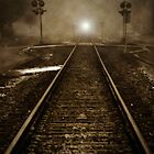 I Hear A Train by Leslie Moroney