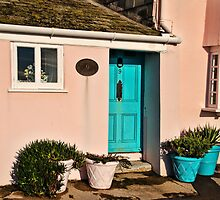 Dolphin Cottage ~ Lyme Regis by Susie Peek