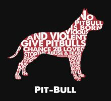 PIT BULL by Yago