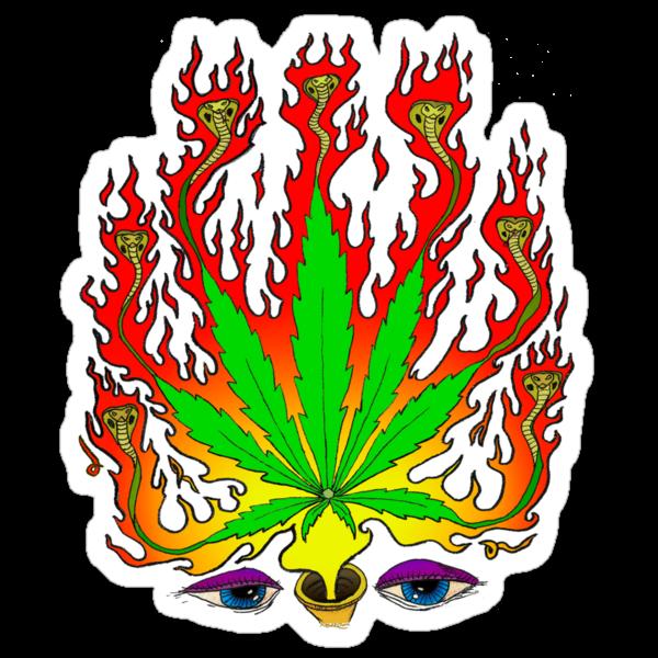 hypno-t-eyezed cobra fire by Randle