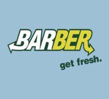"Barber Get Fresh  ""Subway"" Kids Clothes"