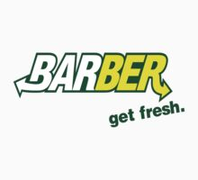 "Barber Get Fresh  ""Subway"" by Pitbull88"