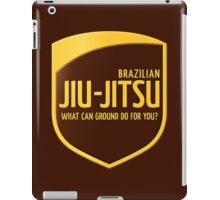 Jiu-Jitsu iPad Case/Skin