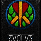 Evolve Peace by Blasphemy