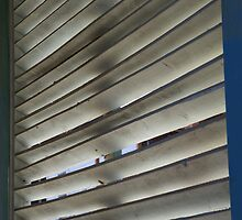 Locke wood louver by bobkeenan