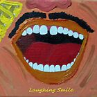 """Laughing Smile"" painting by RubyFaagau"