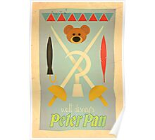 Walt Disney's Peter Pan Poster