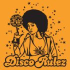 Disco Rulez by Cheesybee