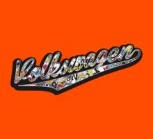 Volkswagen StickerBomb by Barbo