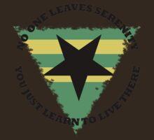 No One Leaves Serenity by Random2100
