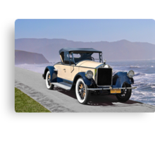 1925 Pierce-Arrow 80 Runabout Canvas Print