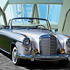 1960 Mercedes-Benz 220SE Cabriolet by DaveKoontz